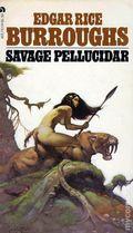 Savage Pellucidar PB (1964 Novel Ace Sci-Fi Classic) 1-REP