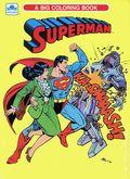 Superman SC (1989 A Big Coloring Book) 1-1ST
