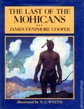Last of the Mohicans HC (1986 Scribner's Illustrated Novel) 1-REP