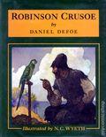 Robinson Crusoe HC (1983 Scribner's Illustrated Novel) 1-1ST