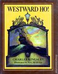 Westward Ho! HC (1992 Scribner's Illustrated Novel) 1-1ST