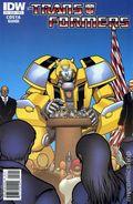 Transformers (2009 IDW) 12A