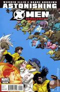Astonishing X-Men Xenogenesis (2010) 5