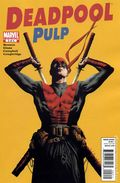 Deadpool Pulp (2010 Marvel) 2