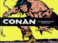 Conan The Newspaper Strips HC (2010 Dark Horse) 1-1ST
