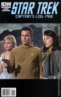 Star Trek Captain's Log Pike (2010 IDW) 1B