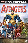 Essential Avengers TPB (2005- Marvel) 2nd Edition 2-1ST