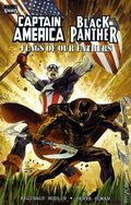 Captain America/Black Panther Flags of Our Fathers TPB (2010 Marvel Knights) 1st Edition 1-1ST