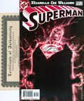 Superman (1987 2nd Series) 212DF.SIGNED
