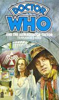 Doctor Who PB (1973-1994 Target Novel Series) 5-1ST