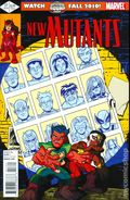 New Mutants (2009 3rd Series) 17B