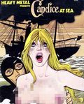 Heavy Metal Presents Candice at Sea GN (1977 Heavy Metal) 1-1ST