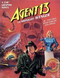 Agent 13 The Midnight Avenger GN (1988) 1-1ST
