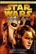 Star Wars Labyrinth of Evil HC (2005 A Del Rey Novel) 1A-1ST
