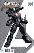 Secret Avengers (2010 1st Series) 5B