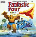 Fantastic Four The Island of Danger SC (1984 Marvel Books) A Big Looker Storybook 1-1ST