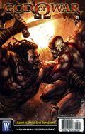 God of War (2010 DC/Wildstorm) 5