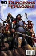 Dungeons and Dragons (2010 IDW) 1A