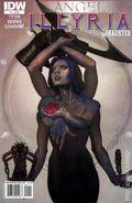 Angel Illyria Haunted (2010 IDW) 1A