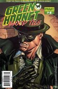 Green Hornet Blood Ties (2010 Dynamite) 2A
