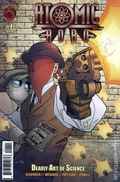 Atomic Robo Deadly Art of Science (2010 Red 5 Comics) 1