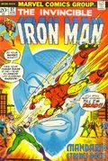 Iron Man (1968 1st Series) National Diamond 57NDS