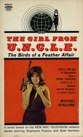 Girl from U.N.C.L.E. PB (1966-1967 Novel Series) 1-1ST