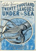 20,000 Leagues Under the Sea GN (2001 Hieronymus Press) 1-1ST