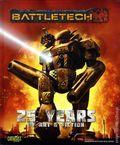 Battletech 25 Years of Art and Fiction HC (2010 CGL) 1-1ST