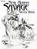 Savage Neal Adams Sketchbook SC (2005) 1-1ST