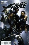 Uncanny X-Force (2010 Marvel) 1E