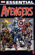 Essential Avengers TPB (2005-2010 Marvel) 2nd Edition 5-1ST