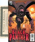 Black Panther (2005 Marvel 3rd Series) 1A.DFSIGNED