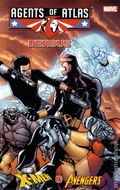 Agents of Atlas vs. X-Men and the Avengers TPB (2010 Marvel) 1-1ST