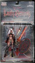 Lady Death Action Figure (1997) CM-7005