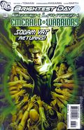 Green Lantern Emerald Warriors (2010) 3B