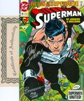 Superman (1987 2nd Series) 81DF.SIGNED