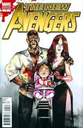 New Avengers (2010 2nd Series) 5C