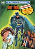 Batman A Giant Coloring Book SC (1989 Golden) 1-1ST