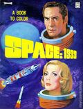 Space 1999 Coloring and Activity Book SC (1975) C-1863
