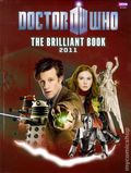 Doctor Who The Brilliant Book 2011 HC (2010 BBC) 1-1ST