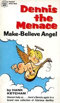 Dennis the Menace Make-Believe Angel PB (1964) 1-REP