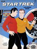 Star Trek Color and Activity Book SC (1975 Saalfield) C-1856