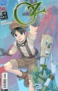 Land of Oz The Manga Return to the Emerald City (2008) 1