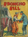 Broncho Bill (1940 Saalfield BLB) 1181