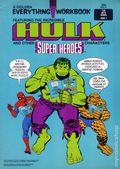 Everything Workbook SC (1980 Marvel Heroes) 2-1ST