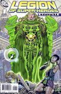 Legion of Super-Heroes (2010) Annual 1