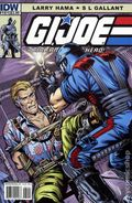 GI Joe Real American Hero (2010 IDW) 161A