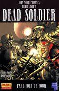 Dead Soldier (2010 Dynamite) 4