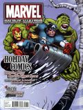 Marvel Holiday Magazine (2010 Marvel) 2010B